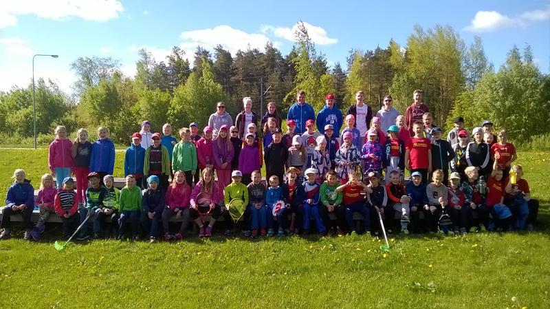 summer campin 2015 osallistujat